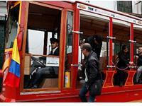 Conozca el pasado de Bogotá en tranvía