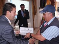 Veedores de Soacha fueron homenajeados por su labor de control y vigilancia