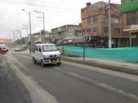 Vía 3M será cerrada por obras de acueducto