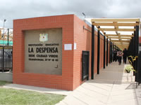 Se entregó nuevo colegio en Ciudad Verde