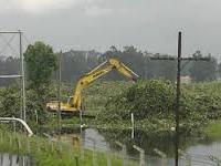 Alerta amarilla  por represamiento del río Bogotá