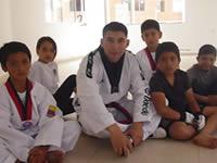 Primeros triunfos de la escuela de taekwondo de la Policía de Soacha