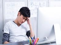 ¿Sufre usted de estrés visual?