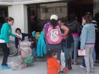 De nuevo se registran  demoras en entregas alimenticias del programa Nutrir