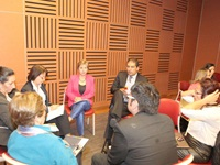 Se reúne Mesa intersectorial de educación de Cundinamarca
