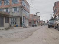Los servicios públicos no están legalizados en Rincón de San Carlos  y la inseguridad crece