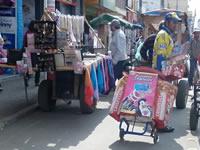 Este miércoles se socializa el plan de reubicación de los vendedores ambulantes