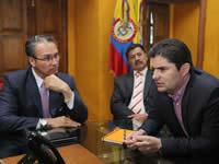 Minvivienda se reunió con Alcalde y Concejales de Soacha