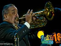 Con gran concierto arranca Festival de Verano