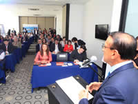 Periodismo Público en taller sobre periodismo científico