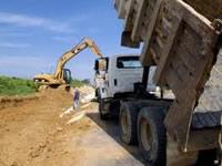 Avanzan obras de infraestructura en Almeidas y Sabana Centro