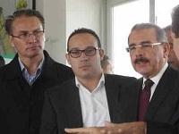 Presidente de República Dominicana visitó Ciudad Verde
