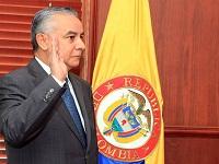 Buenaventura León es el nuevo secretario de agricultura de Cundinamarca