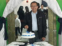 Feliz cumpleaños maestro Guillermo Escobedo