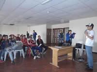 Barra del América en Soacha entró a formar parte de la Mesa Municipal de Barras Futboleras