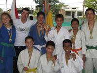 Destacada participación soachuna en judo