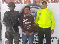 A la cárcel  hombre que abordó  bus en Soacha para dejar explosivo
