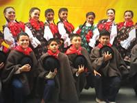 Amanecer Colombiano visita  la Cuna de la Libertad