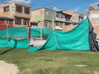 Parque de Villas de Santa Rosa es otra de las obras abandonadas en el municipio