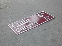 'Al piso' la nueva nomenclatura en Soacha