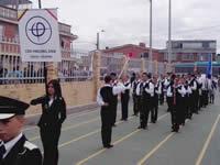 Coda Marching Band representó a Soacha en festival de bandas en Mariquita (Tolima)
