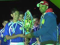 Expreso Azul de Sibaté ganó el Pony Fútbol en Soacha
