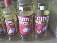 Alcaldes locales regularían venta de ácido