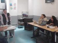 Sinsabor de la comunidad luego de socialización de las obras en la IE Las Villas