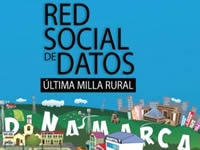 Departamento lanza 'Red social de datos'