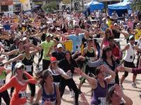 Este domingo se realizará el XV maratón de aeróbicos de Soacha