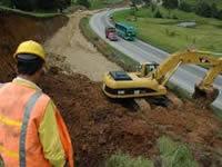 Departamento supervisa obras de infraestructura