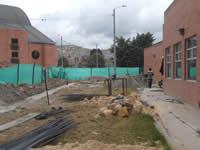 Por fin se está encerrando el jardín infantil Yachay en León XIII