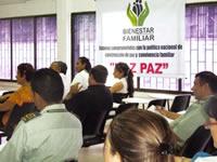 Estrategia Haz Paz del ICBF para prevenir violencia intrafamiliar en Soacha