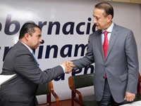 Sesenta funcionarios de la gobernación de Cundinamarca fueron ascendidos