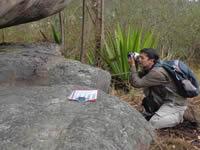 Soacha adelanta su  primer inventario participativo de sitios con arte rupestre