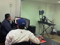 Jóvenes de Soacha  ya cuentan  con estudio de grabación