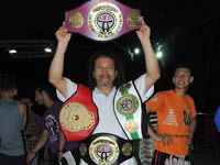 Soachunos logran importantes triunfos en Kick Boxing
