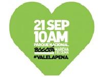 Bogotá se une a la marcha contra el cambio climático