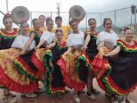 Soacha  en el festival nacional de pitos y tamboras de Doradal Antioquia
