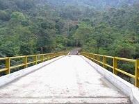 En servicio nuevo puente interdepartamental
