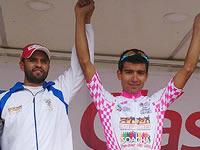 Edwin Sánchez, campeón de la IX Clásica Ciudad de Soacha