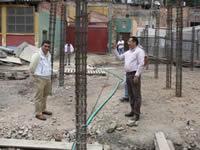 Departamento realizó supervisión técnica a obras de  Provincia  Oriente