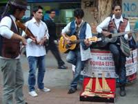 Hubzaque, música andina hecha con talento soachuno