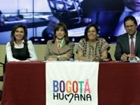 Bogotá Humana recibe premio internacional