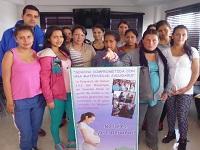 E.S.E realizó nueva Jornada de Maternidad Saludable