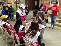 Se realizó  jornada de servicios en el barrio Bosque de Cipi