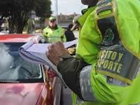 Dirección de transporte de Soacha no cuenta con suficientes policías para controlar movilidad
