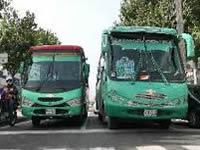 Inicia medida de pico y placa a buses de Bogotá