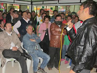 Soluciones a la problemática ambiental y de seguridad piden habitantes de la comuna tres