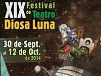 Avanza festival de teatro de la Diosa Luna
